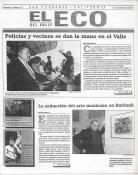 Article Spanish El Eco 1991